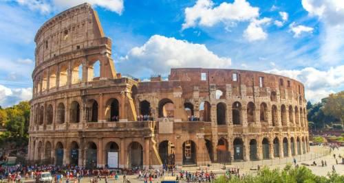Il Colosseo - Roma, Italia