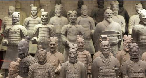 L'Esercito dei guerrieri di terracotta  - Xi'an, Cina