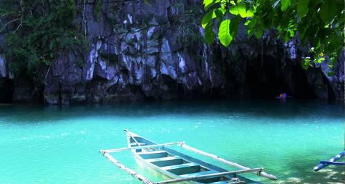 Il fiume sotterraneo di Puerto Princesa, Filippine
