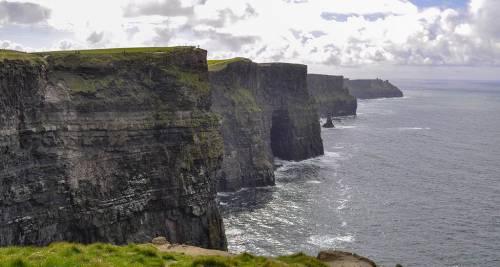 Le Scogliere di Moher, Irlanda