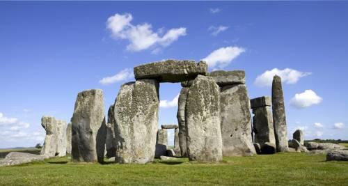 Stonehenge - Amesbury, Gran Bretagna