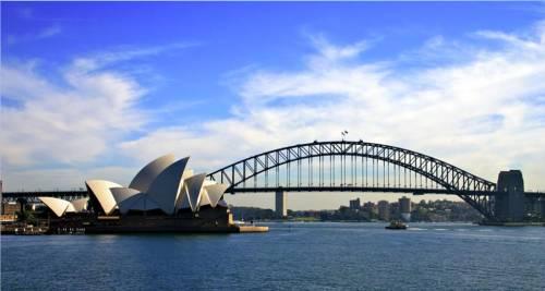 Il Teatro dell'Opera di Sydney, Australia