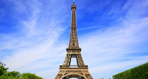 La Torre Eiffel – Parigi, Francia
