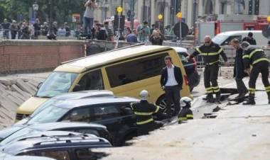 Quali sono le città italiane a rischio alluvioni?