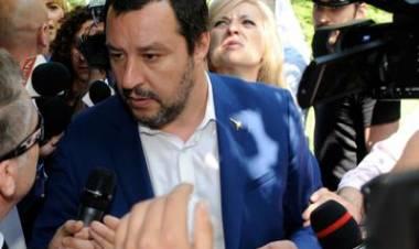"""Salvini: """"Da luglio meno soldi a chi chiede asilo"""""""