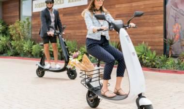 Scooter elettrici: perché saranno sempre più diffusi nel mondo