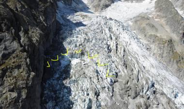 Allerta ghiacciaio Monte Bianco, il sindaco di Courmayeur incontra i cittadini