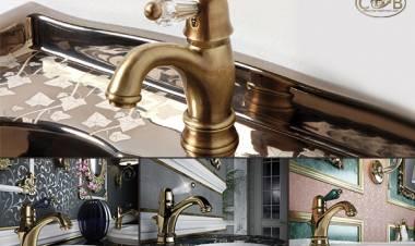 Collezione Harmony Rubinetteria Giulini su Charm Bathroom