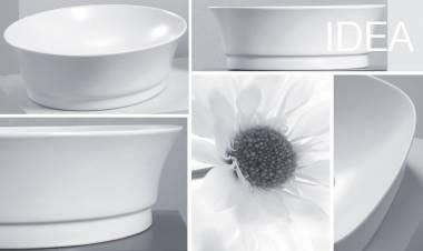 Ceramica artigianale italiana su Charm Bathroom