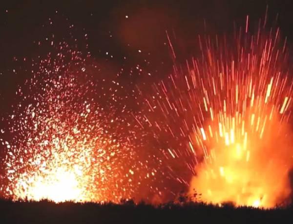 Vulcano Kilauea non si placa, nube tossica minaccia le Hawaii.