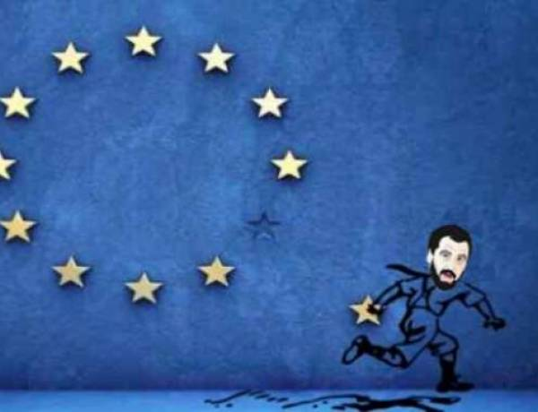 """Salvini: """"Vogliono i nostri risparmi"""""""