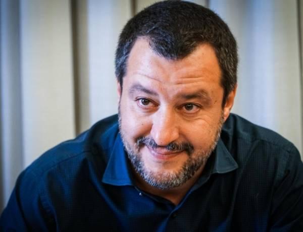 """Ius soli, Salvini: """"Non se ne parla, ma spero d'incontrare presto Ramy"""""""