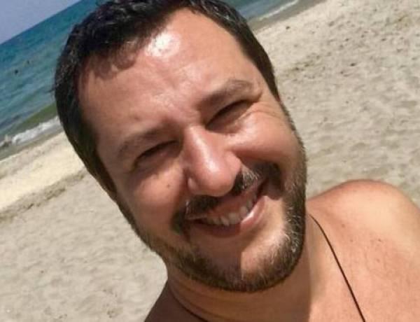 Salvini: 'Flat tax da almeno 15 miliardi, fondi già trovati'