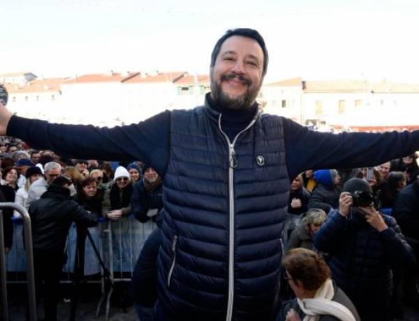 Niente voto segreto, Salvini rischia sul serio il processo