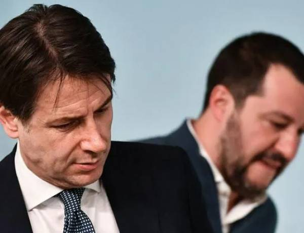 """Regionali Emilia Romagna, Salvini: """"Conte lavori per il bene dell'Italia"""""""