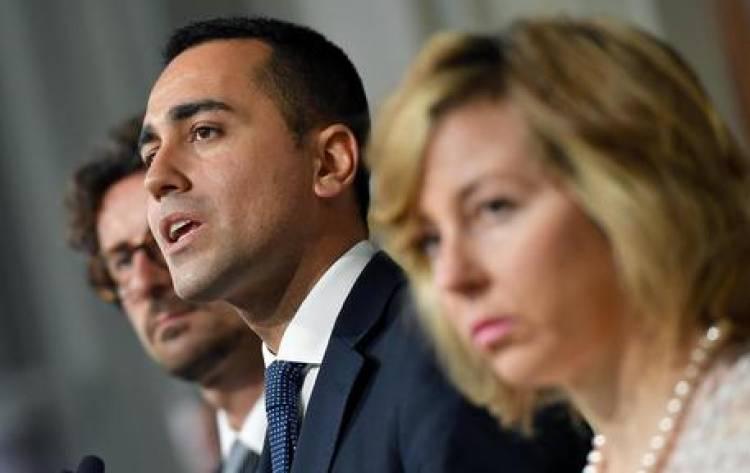 Di Maio: 'È colpa di Salvini se si torna a votare'