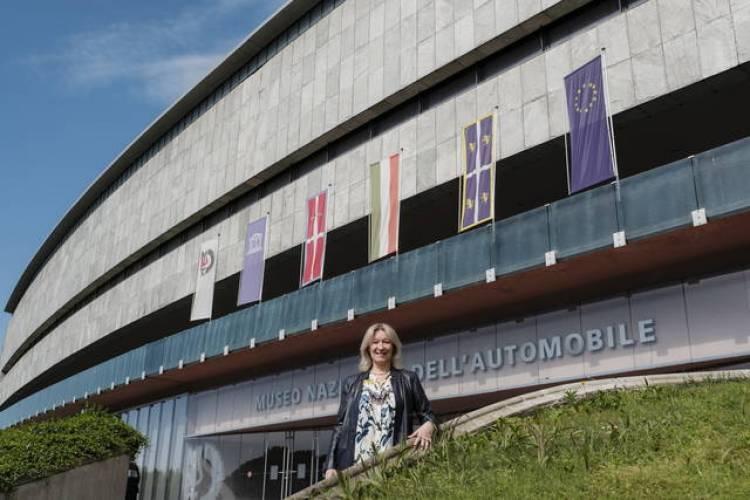 Museo dell'auto di Torino: il nuovo direttore è Mariella Mengozzi