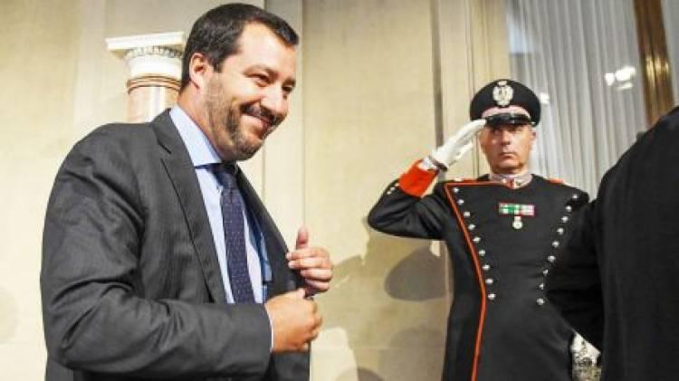 Pressing Ue su migranti e conti, lite con Salvini