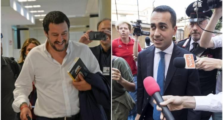 Salvini salta comizio e vola a Roma. Previsto nuovo incontro con Di Maio: al lavoro per chiudere