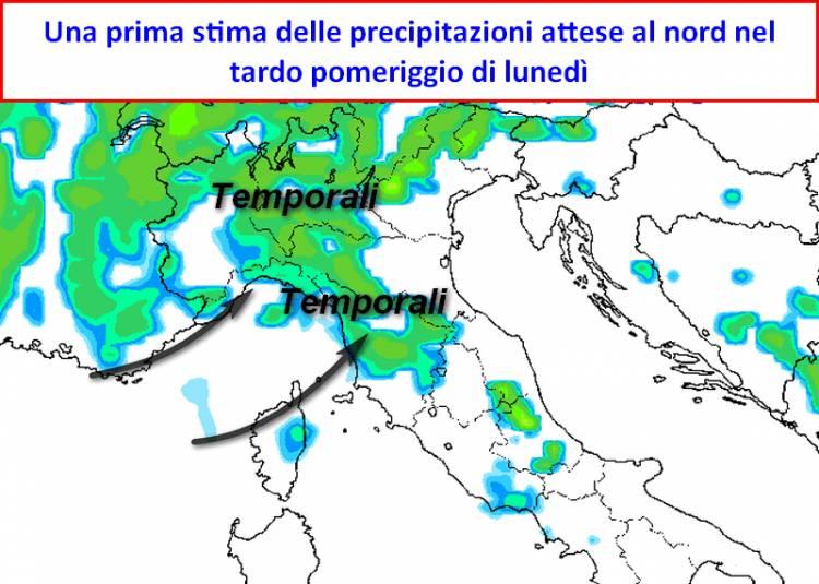 Meteo: la prima decade di giugno spesso instabile e tormentata, ma non dappertutto