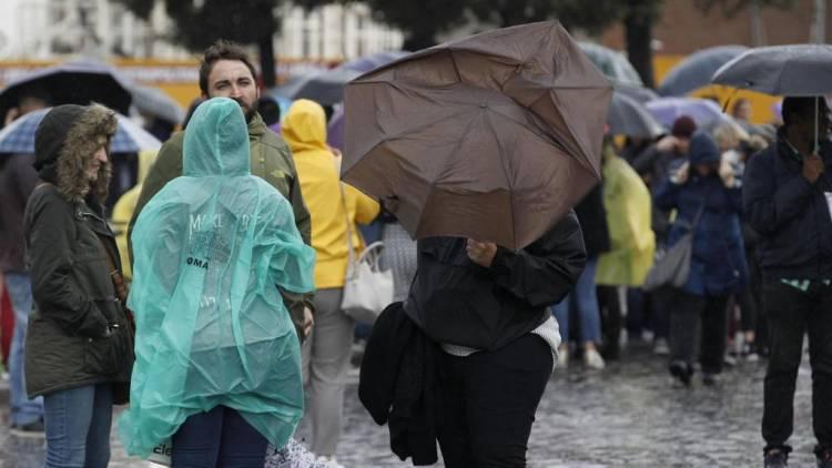 Ondata di maltempo con temporali, venti e rischio nubifragi in tutta Italia