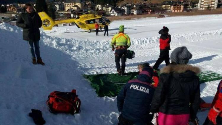 Udine, incidente durante un allenamento di sci: grave una bimba di 9 anni