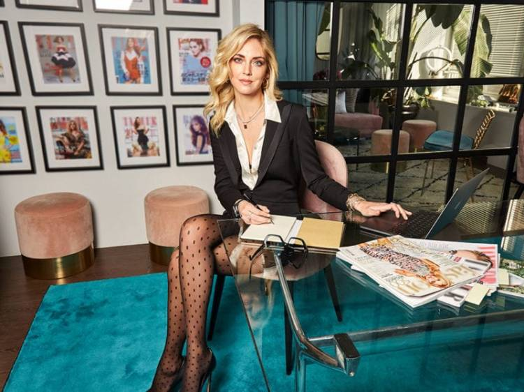 Chiara Ferragni è digital ambassador di Calzedonia nella nuova campagna primavera estate