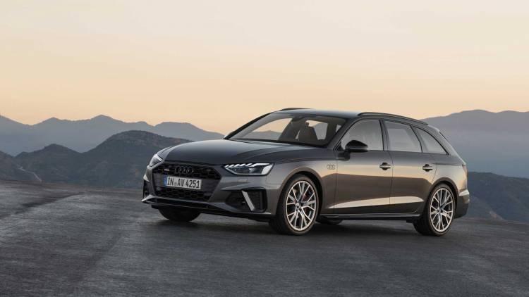 Audi A4 Avant, ode al comfort formato media